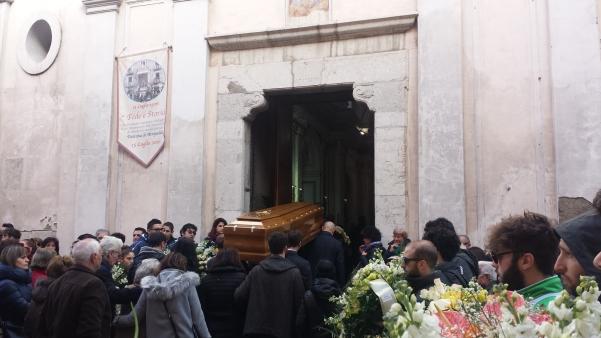 Funerali Alberto Matarazzo4bis