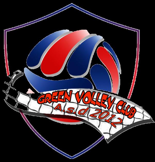Gagliardetto Green Volley