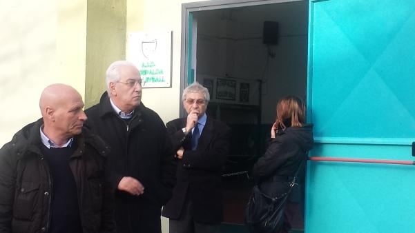 Scomparsa Matarazzo, Foti-Giacobbe e Spica
