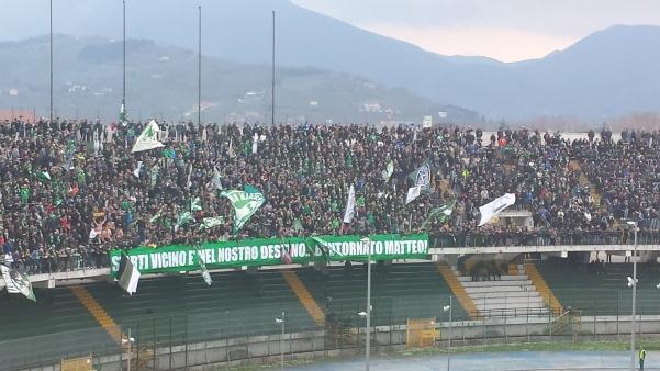 Avellino-Crotone Sud