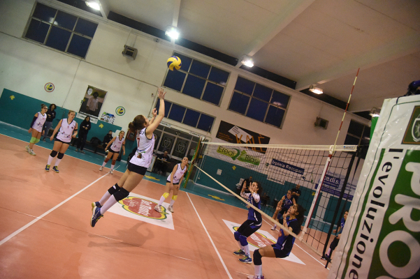 Green volley - primavera under 14
