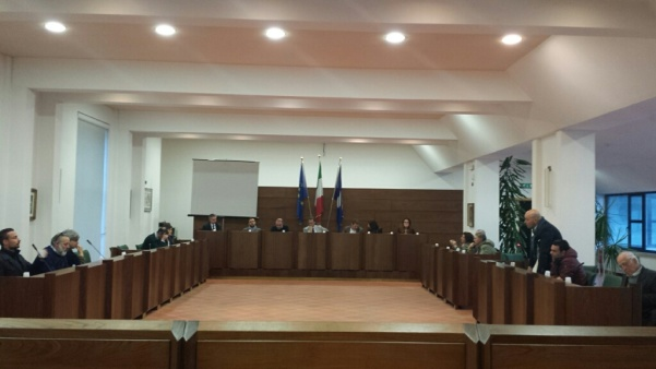 Consiglio comunale Atripalda Tari2