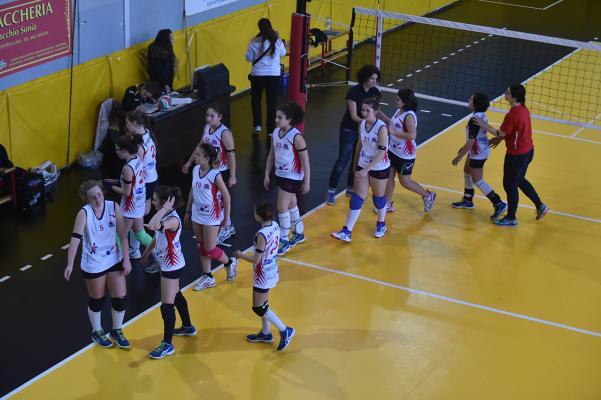 Montella - Green Volley Under 14