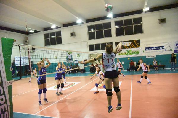 green volley - Primavera