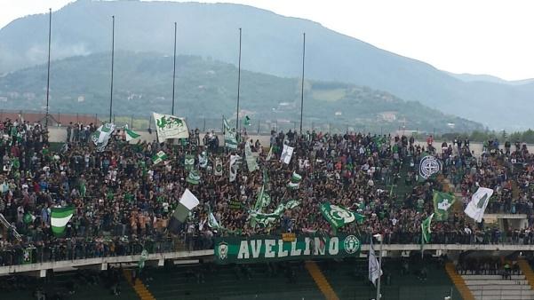 Avellino-Como Curva Sud