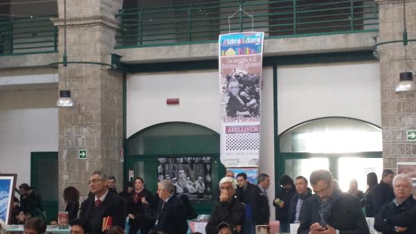 Il libro in fiera 2016, Pino Aprile5