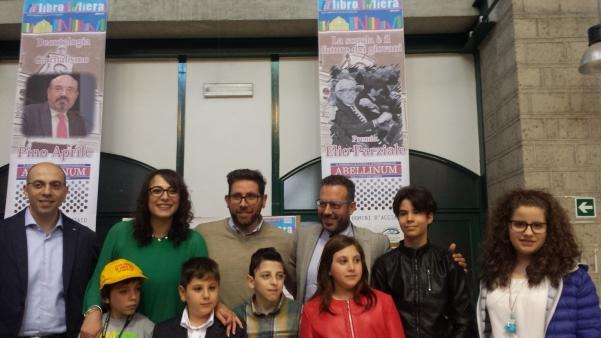 Premio Elio Parziale 2016, vincitori1