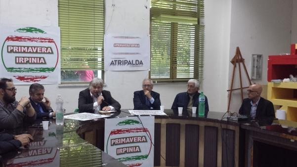 Primavera Irpinia per il no con Gargani 3