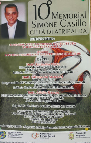 Simone Casillo torneo