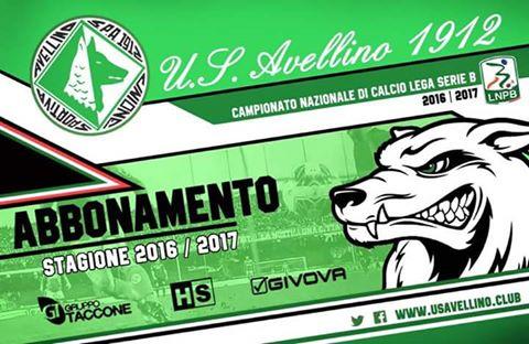 Campagna abbonamenti US Avellino1912