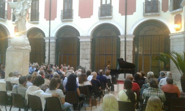 Concerto nel convento della Purità1