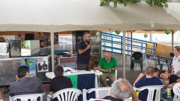 Stadio Valleverde, sindaco e Cucciniello