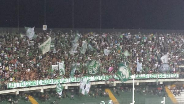 Curva Sud gara Brescia