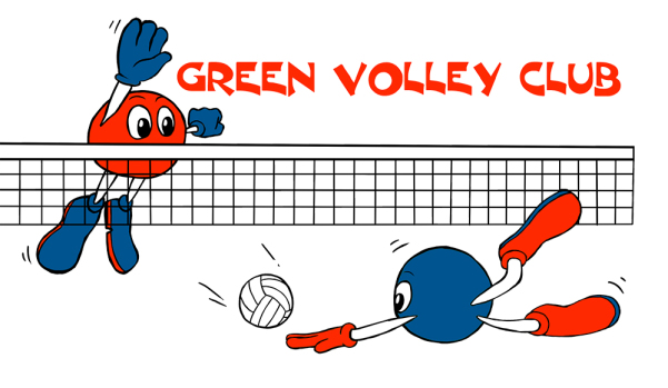 Logo Green volley