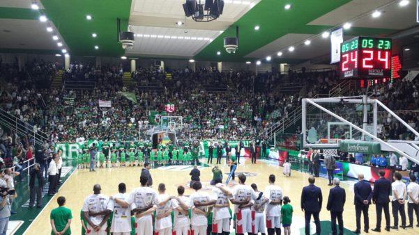 La Scandone Avellino vola in Semifinale: 3-0 su Reggio Emilia