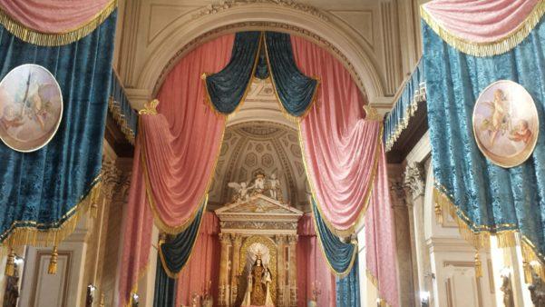 Le feste della Madonna del Carmine in Marmilla a Mogoro e Villamar