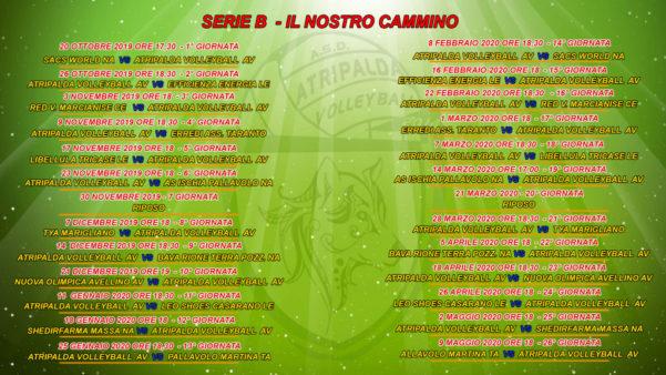 Calendario Serie A 16 Ottobre.Atripalda News Sport Pallavolo Atripalda Pallavolo