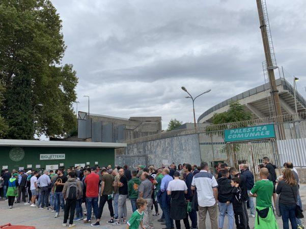Al via la vendita dei biglietti per Avellino-Potenza - Atripalda News