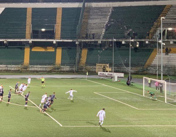 Coppa Italia, vittoria in rimonta con la Cavese. Foto - Atripalda News
