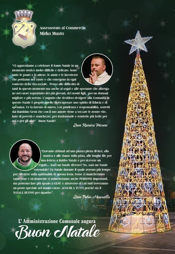 buon natale 2020 don ranieri e don fabio