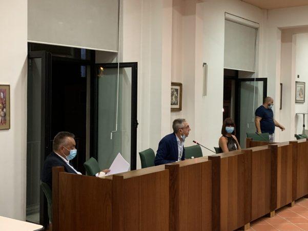 Consiglio comunale bilancio di previsione - opposizione