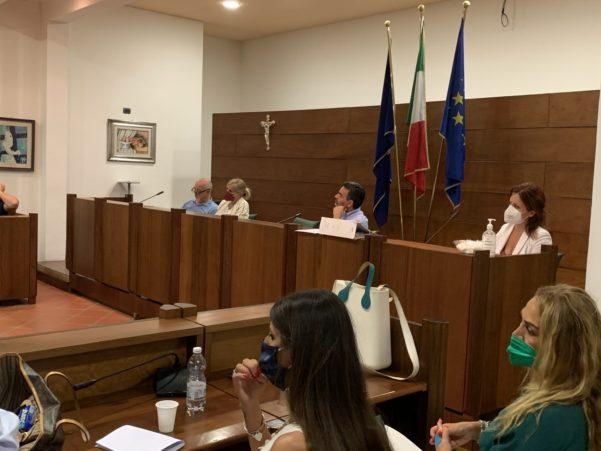 Consiglio comunale bilancio di previsione - giunta
